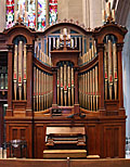 Denver (CO), St. John's Episcopal Cathedral (Hook Organ), Orgel / organ