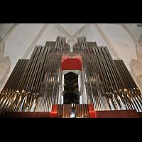 Bratislava (Pressburg), Dóm sv. Martina (Dom St. Martin) - Hauptorgel, Orgel perspektivisch