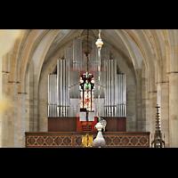 Bratislava (Pressburg), Dóm sv. Martina (Dom St. Martin) - Hauptorgel, Orgel