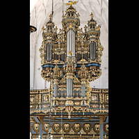 Gdansk (Danzig), Bazylika Mariacka (St. Marien), Orgel