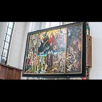 Gdansk (Danzig), Bazylika Mariacka (St. Marien), Altar