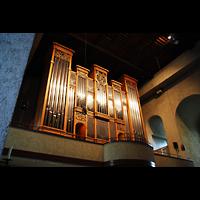 Aschaffenburg, Herz-Jesu-Kirche, Orgelempore