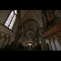 Paderborn, Dom St. Maria, St. Liborius und St. Kilian, Chororgel und Hauptorgel