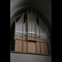 Münster, Dom St. Paulus, Prospekt des Auxiliarwerks