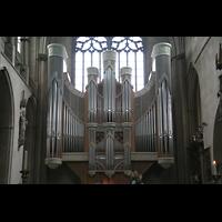 Münster, Dom St. Paulus, Prospekt der Hauptorgel