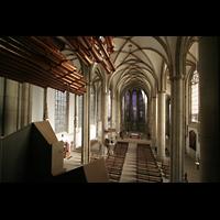 Münster, St. Lamberti (Chororgel), Spanische Trompeten und Rückpositiv