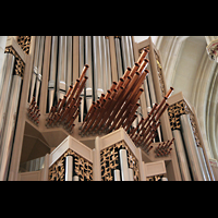 Münster, St. Lamberti (Chororgel), Trompeteria