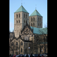 Münster, Dom St. Paulus, Türme