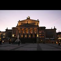 Berlin (Mitte), Konzerthaus, Großer Saal, Konzerthaus