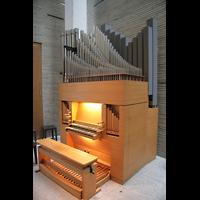 Berlin (Mitte), Katholische Akademie, St. Thomas von Aquin, Orgel