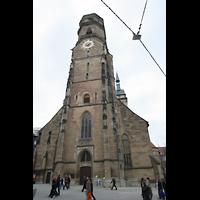 Stuttgart, Stiftskirche (Chororgel), Turm