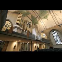 Stuttgart, Stiftskirche (Chororgel), Orgelempore