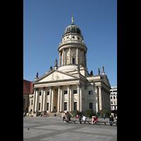 Berlin (Mitte), Französische Friedrichstadtkirche (Französischer Dom), Außenansicht