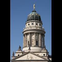 Berlin (Mitte), Französische Friedrichstadtkirche (Französischer Dom), Kuppel