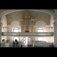Berlin (Mitte), Französische Friedrichstadtkirche (Französischer Dom), Orgelempore