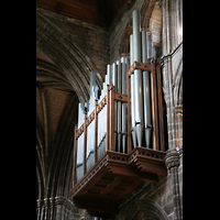 Glasgow, St. Mungo Cathedral, Orgel
