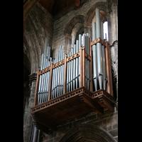 Glasgow, St. Mungo Cathedral, Orgelprospekt