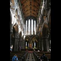 Glasgow, St. Mungo Cathedral, Chor