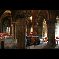 Glasgow, St. Mungo Cathedral, Krypta