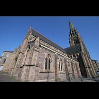 Glasgow, St. Mary's Episcopal Cathedral, Seitenansicht