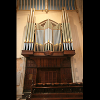 Glasgow, St. Mary's Episcopal Cathedral, Orgel