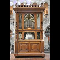 Glasgow, Kelvingrove Museum, Concert Hall, Orchesterorgel