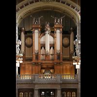 Glasgow, Kelvingrove Museum, Concert Hall, Orgel