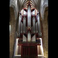 Edinburgh, St. Giles' Cathedral, Orgelprospekt