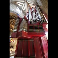 Edinburgh, St. Giles' Cathedral, Orgelperspektive