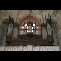 Leipzig, Peterskirche (Kapellenorgel), Orgel