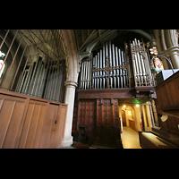 London (Kensington), St. Mary Abbots, Orgel mit Spieltisch