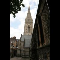 London (Kensington), St. Mary Abbots, Turm