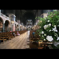 London, Westminster Cathedral, Innenraum