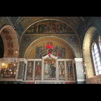 London, Westminster Cathedral, Mosaiken