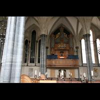 London, Temple Church, Orgel