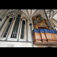London, Temple Church, Orgelperspektive