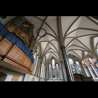 London, Temple Church, Orgel und Chor