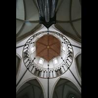 London, Temple Church, Kuppel der Rundkirche