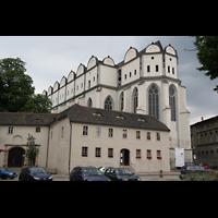 Halle (Saale), Dom (Hauptorgel), Chor