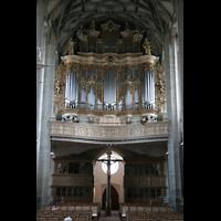 Halle (Saale), Marktkirche unserer Lieben Frauen (Chororgel), Große Orgel