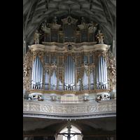 Halle (Saale), Marktkirche unserer Lieben Frauen (Chororgel), Hauptorgel