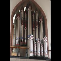 Köln, St. Agnes, Orgel