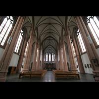 Köln, St. Agnes, Innenraum