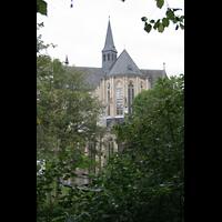 Altenberg, Dom, Chor mit Vierungsturm