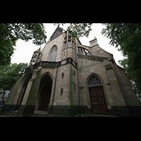 Köln, St. Paul, Seitenansicht