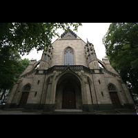 Köln, St. Paul, Fassade
