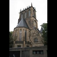 Köln, St. Paul, Turm und Chor
