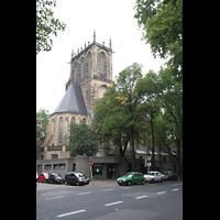 Köln, St. Paul, Chor und Turm