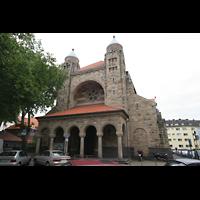 Köln, St. Maternus, Fassade