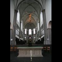 Köln, St. Severin, Altar- und Chorraum